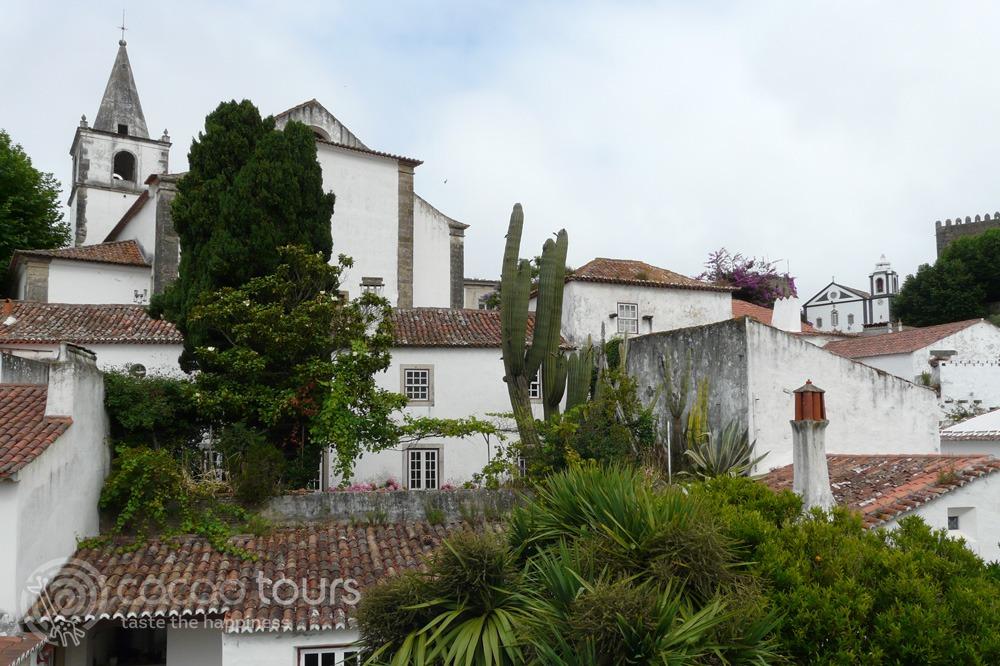 Castelo di Obidos, Portugal
