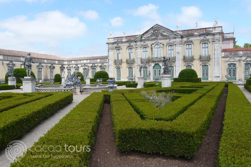 Palacio de Queluz, Portugal
