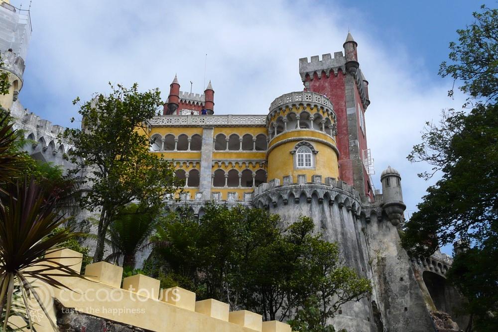 Palacio National da Pena, Portugal