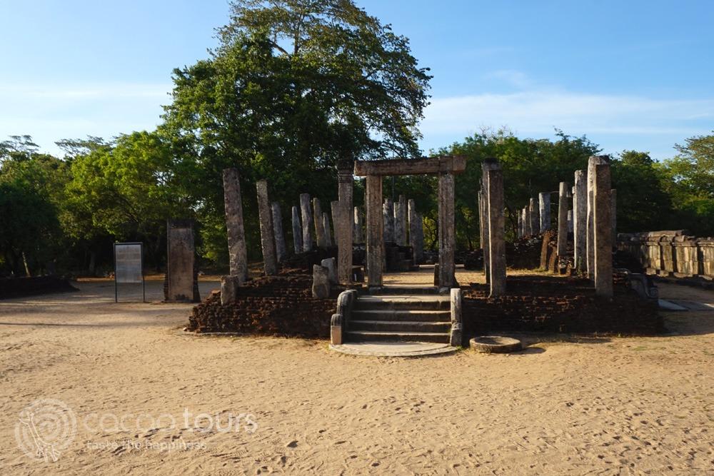 Atadage, Polonnaruwa, Sri Lanka