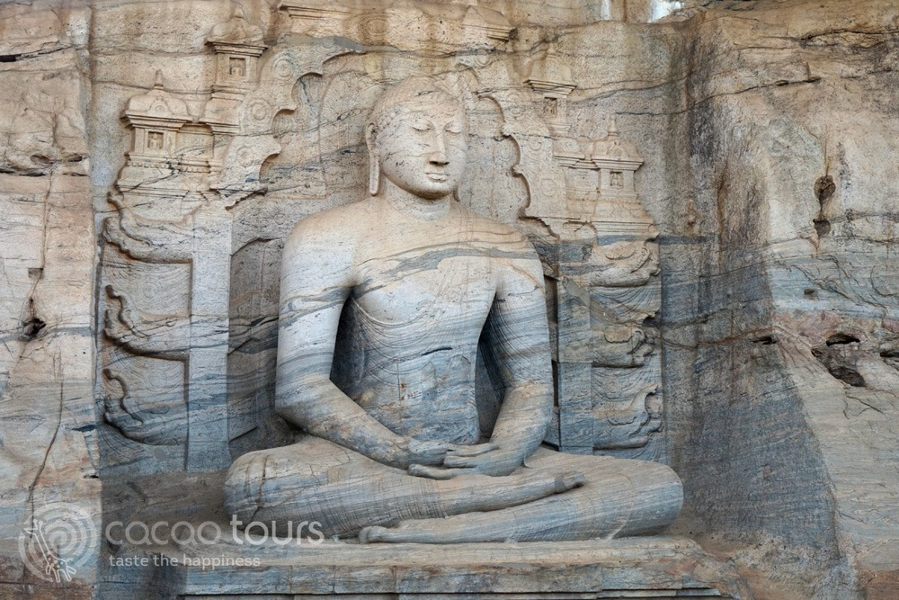 Gal Viharaya, Polonnaruwa, Sri Lanka