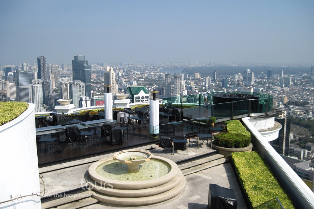 Skybar Lebua, Bangkok, Thailand