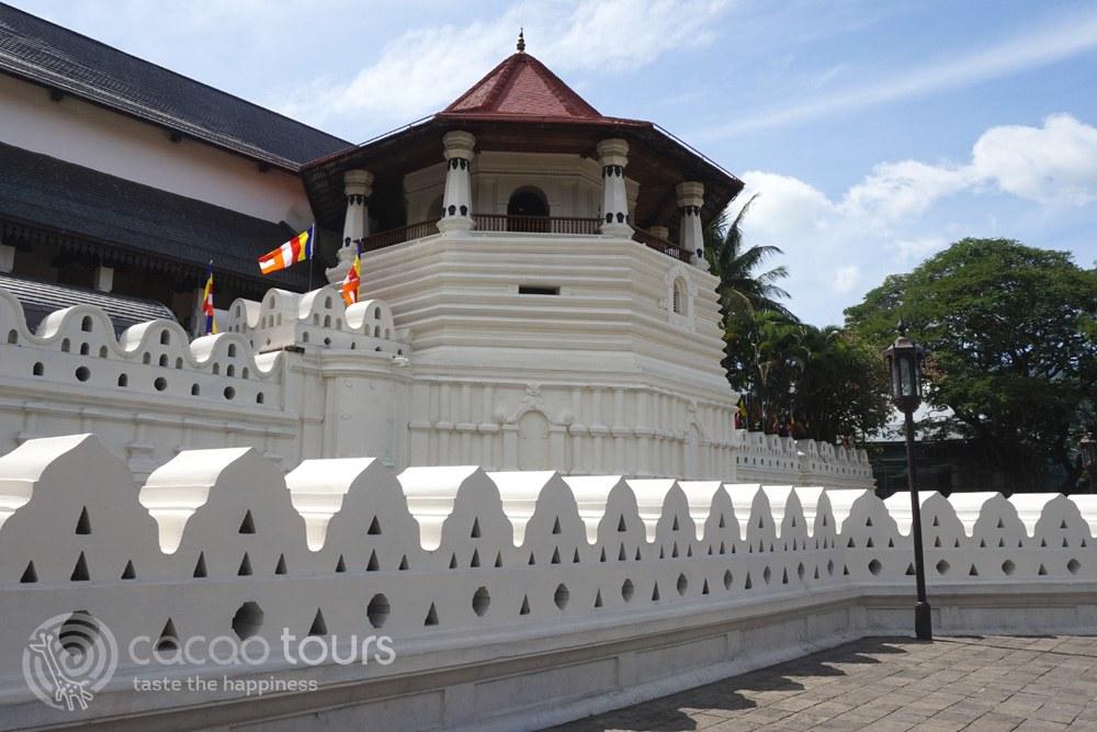 Sri Dalada Maligawa, Kandy, Sri Lanka