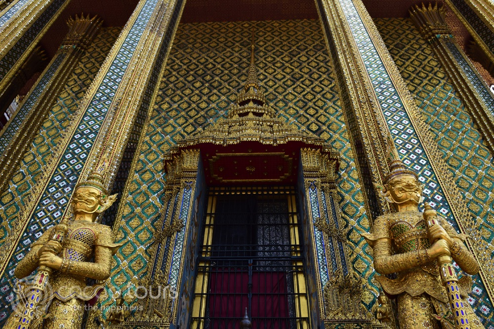 The Grand Palace Bangkok, Thailand