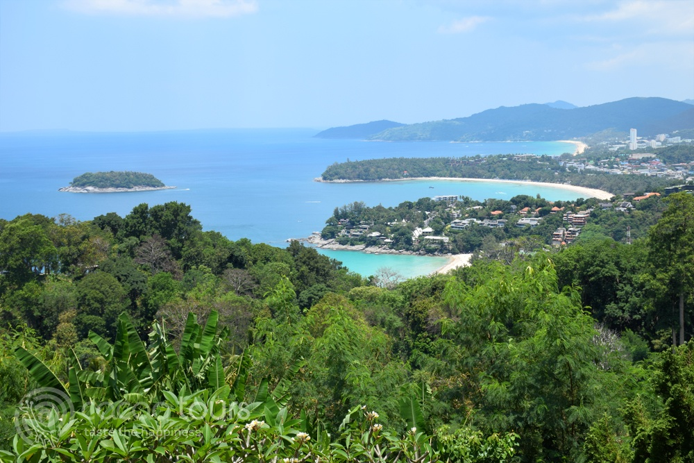 Karon Viewpoint, Phuket, Thailand