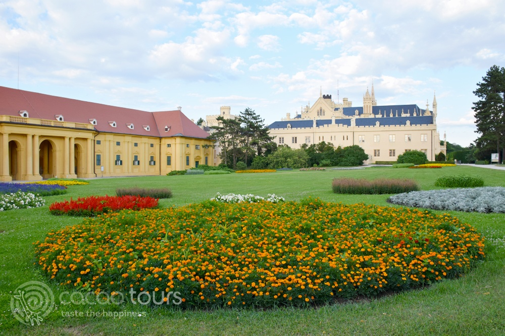 Lednice Castle, Czech Republic