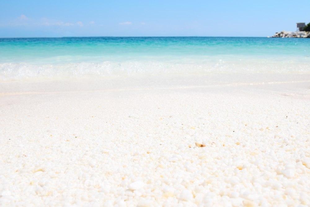 Saliara, Marble Beach, Thassos island, Greece