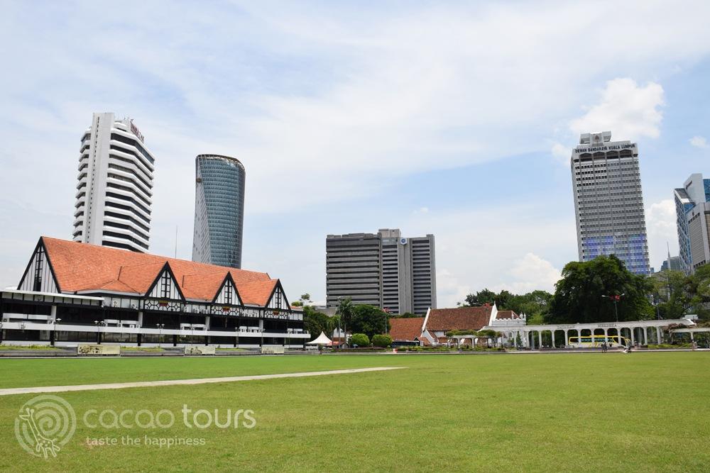 Merdaka Square, Kuala Lumpur, Malaysia