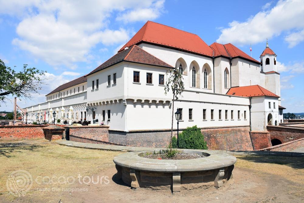 Spilberk Castle, Czech Republic