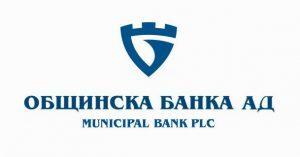 лого на Общинска Банка