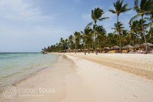 На плажа Баваро, Catalonia Bavaro Beach Resort, Пунта Кана, Доминикана