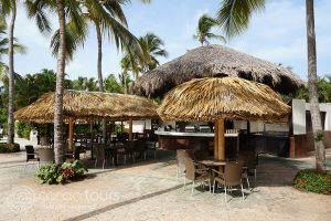 бар край басейна на Catalonia Bavaro Beach Resort Punta Cana, Пунта Кана, Доминикана