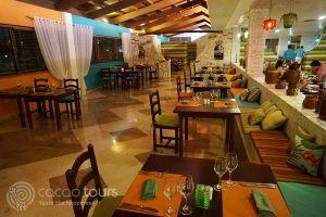 а-ла-карт ресторант в хотел Catalonia Bavaro Beach Resort Punta Cana