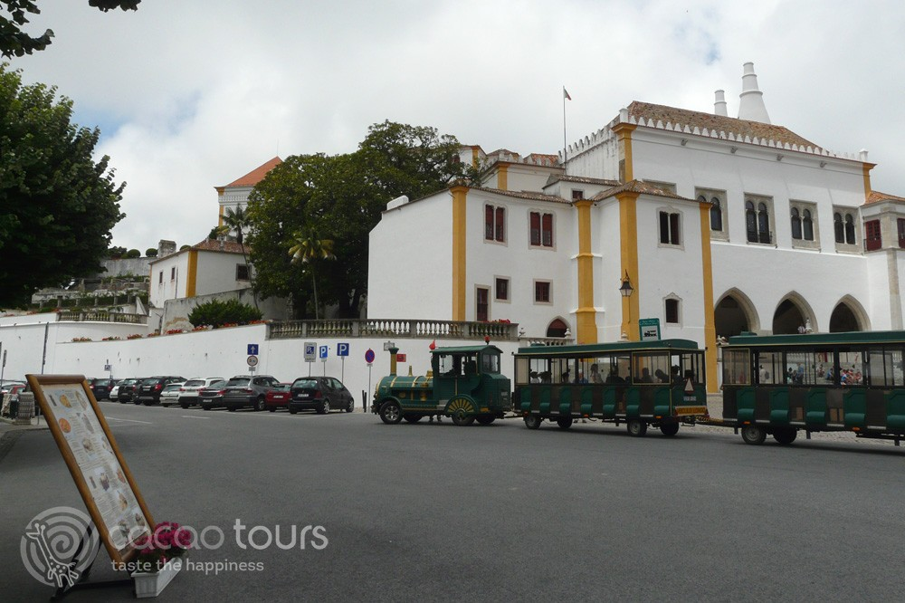 Palacio Nacional de Sintra, Portugal
