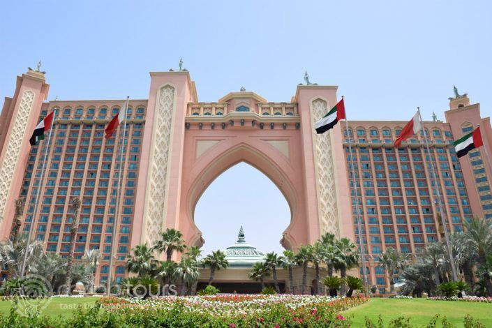 Atlantis The Palm Hotel, Dubai, UAE