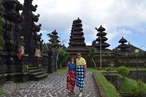 Бесаки, Бали, Индонезия