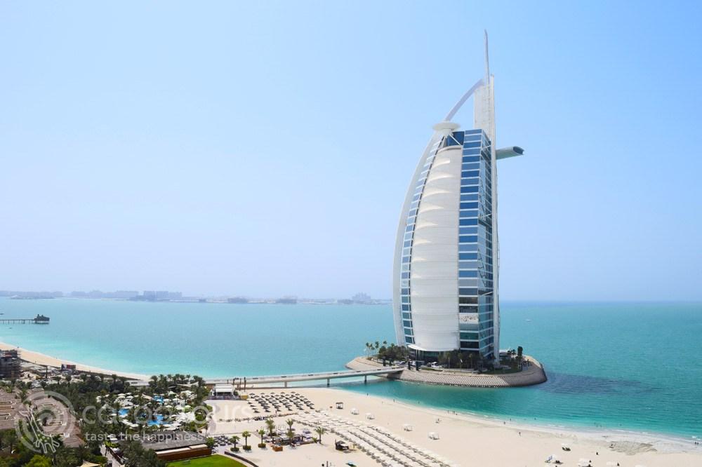 Екскурзия в Дубай - Бурж ал Араб (Burj Al Arab)