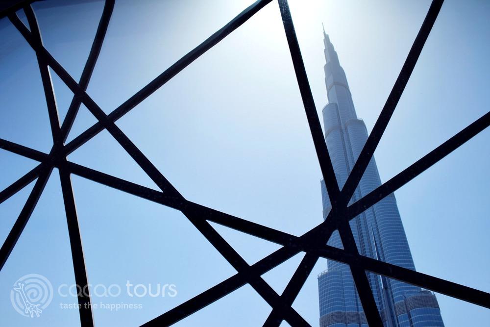 Бурж Халифа (Burj Khalifa), Дубай, ОАЕ (Dubai, UAE)