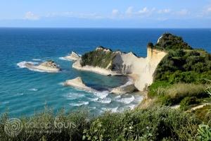 Cape Drastis (Peroulades), Corfu, Greece