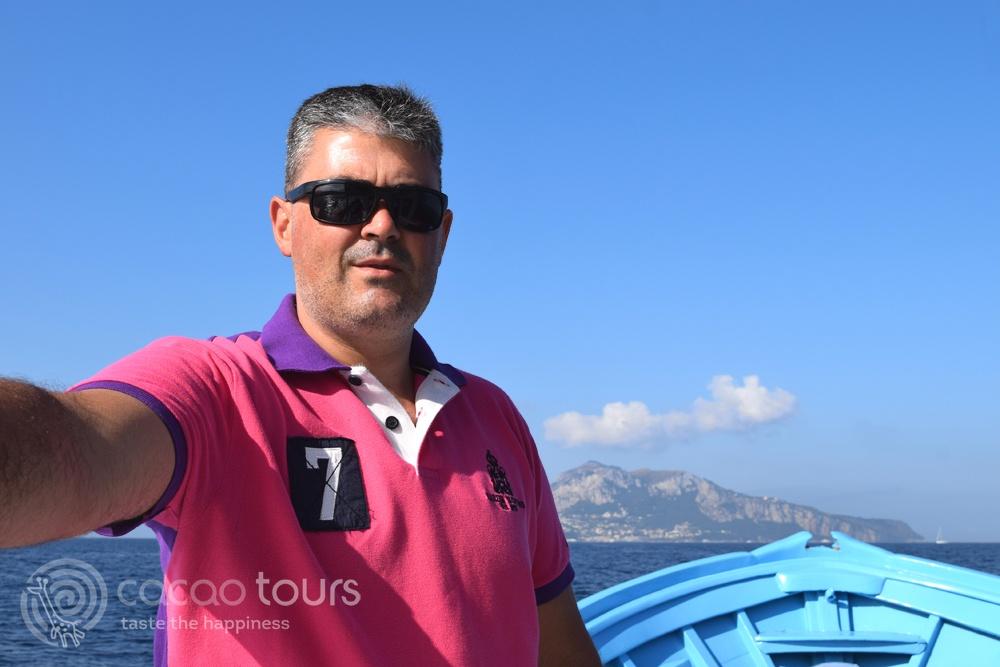 Еднодневна екскрузия с лодка от Соренто до Капри (Capri, Italy)