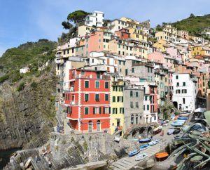 Чинкуе тере, Италия