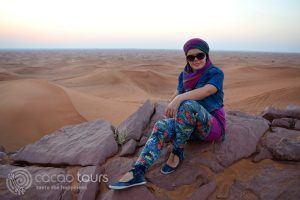 снимка в пустинята, джип сафари, Дубай, ОАЕ