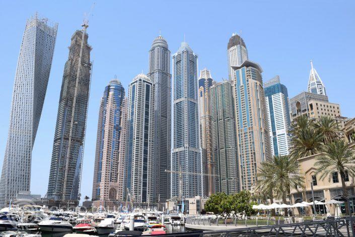 Дубай Марина, Дубай, ОАЕ
