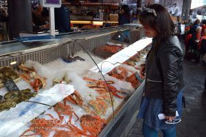 Fish Market, Bergen, Norway