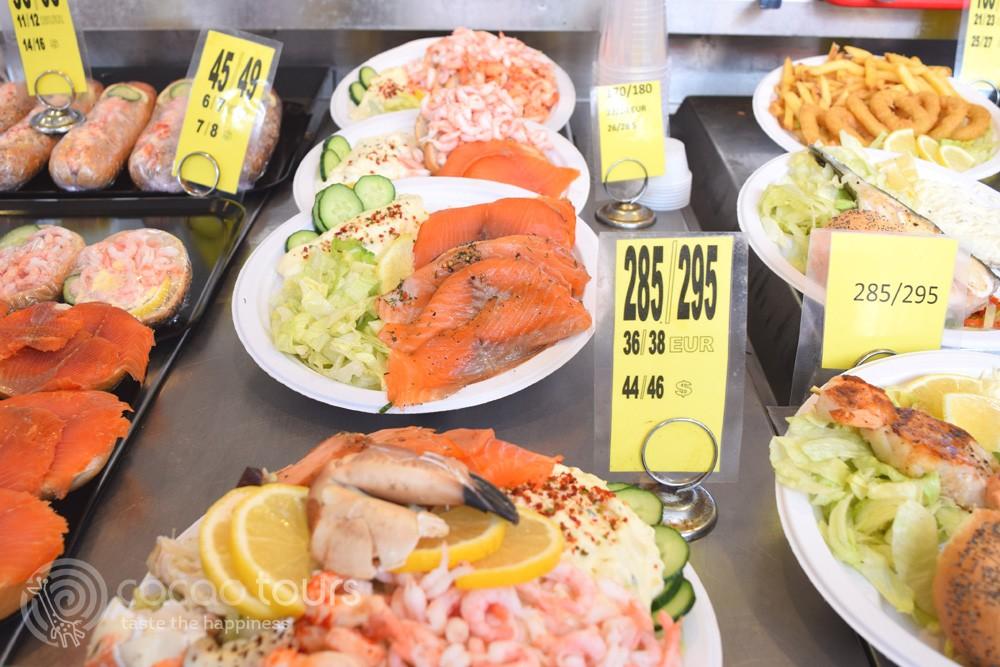 Fish Market, Bergen, Norway
