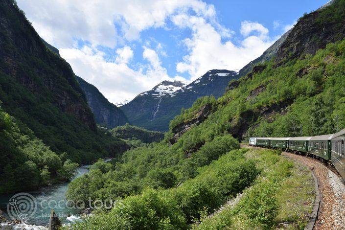 Flamsbana, Flam, Norway