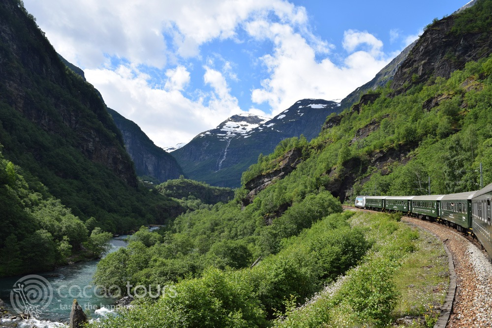 Flamsbana, Flam, Norway