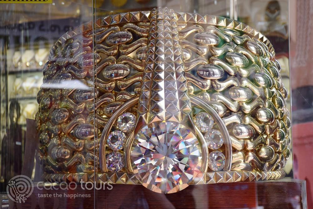 Златният пазар в Дубай (Gold Souk)