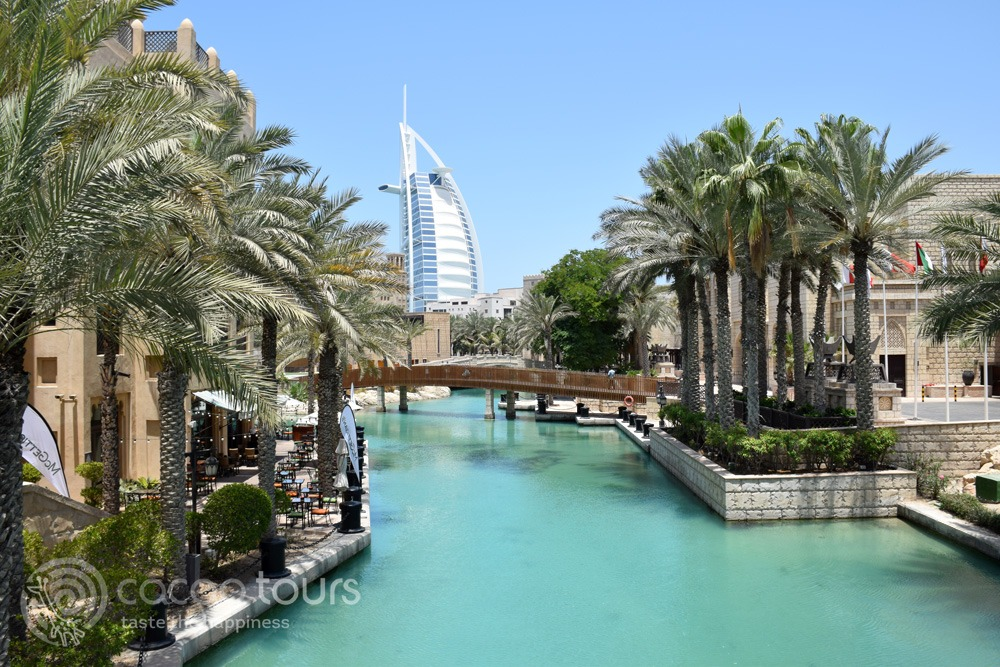 Дубайската Венеция - Мадинат Джумейра (Madinat Jumeirah)