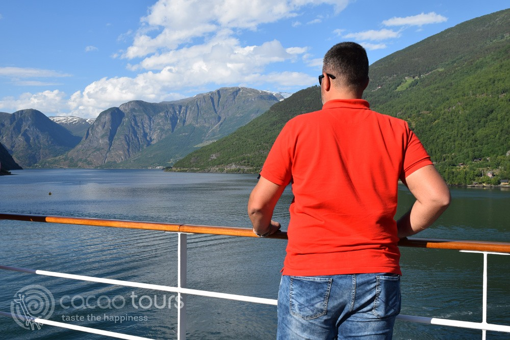 Cruise Norway Fjords, Norway