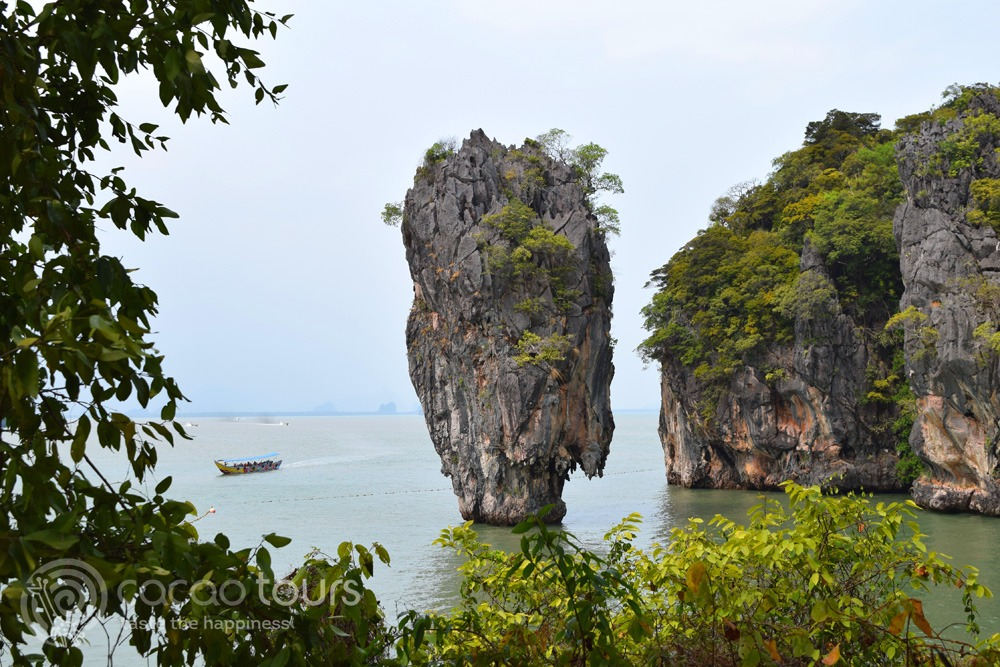 Phang Nga Bay, Phuket, Thailand