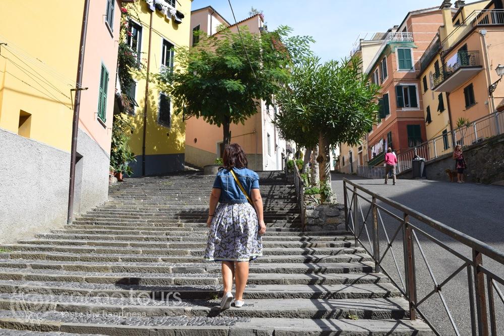 Риомаджоре, Чинкуе Тере,  Италия (Riomaggiore, Cinque Terre, Italy)