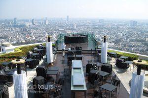 скай барове в Банкок, Тайланд