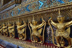 Кралският дворец, Банкок, Тайланд