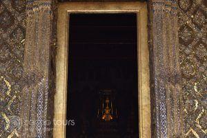 Изумруденият Буда, Кралският дворец, Банкок, Тайланд