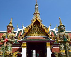 Банкок, Тайланд
