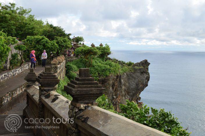 Храмът Улувату, Бали, Индонезия