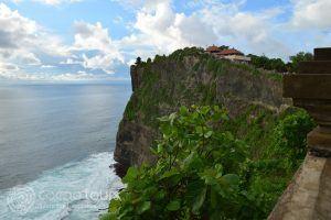 Храмът Улувату, остров Бали, Индонезия