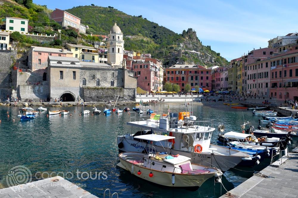 Vernanza, Cinque Terre, Italy