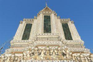 храмът Ват Арун, Банкок, Тайланд