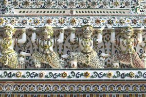Ват Арун в Банкок, Тайланд