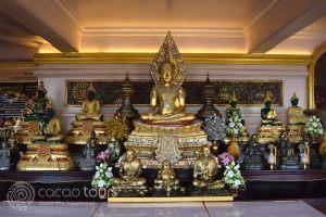Ват Сакет в Банкок, Тайланд