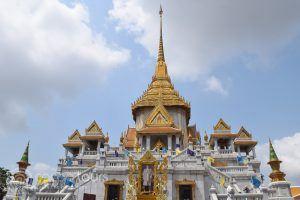 Храмът Ват Траймит, Банкок, Тайланд