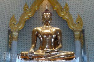 Буда, Ват Траймит, Банкок, Тайланд
