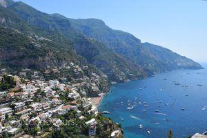 Амалфийското крайбрежие, Южна Италия