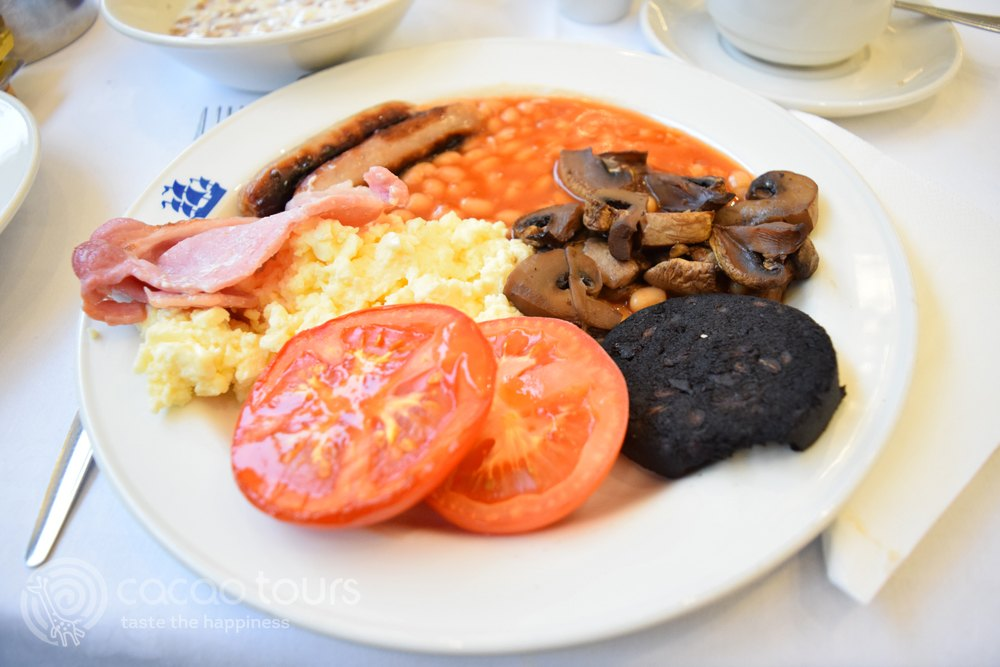 English Breakfast, London, United Kingdom